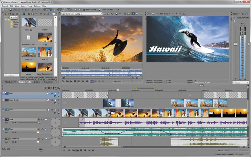 top 7 video editing software for pc